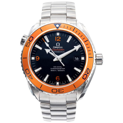 Omega Seamaster Co-Axial Professional Steel Men's Wristwatch