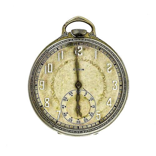 Elgin Gold Filled 1926 Pocket Watch