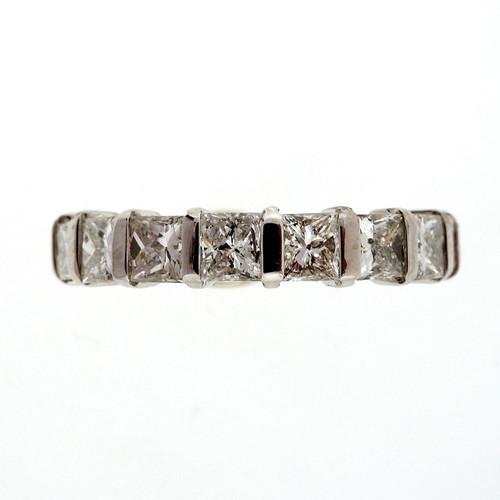 Peter Suchy 1.71 Carat Diamond Platinum  Wedding Band