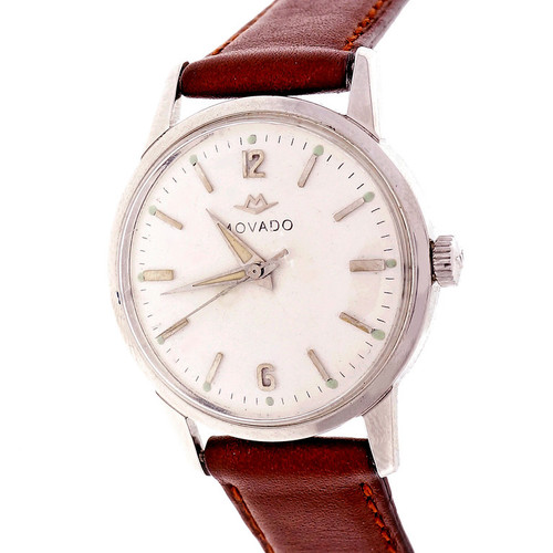 Vintage Movado Sub Sea Wrist Watch 531 Automatic Caliber 531