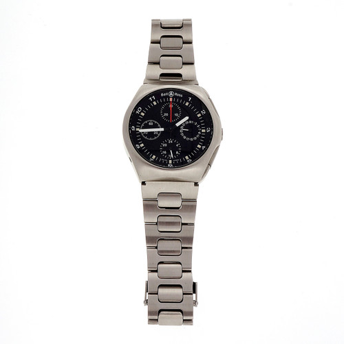 Men's Bell & Ross Chronograph Automatic Date Stainless Steel