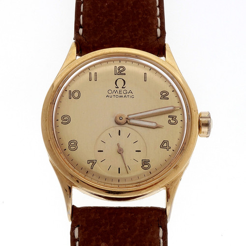 Vintage 1960 Omega Gold Filled Automatic Watch