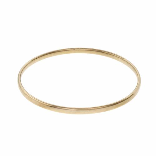 Tiffany & Co Yellow Gold Bangle Bracelet