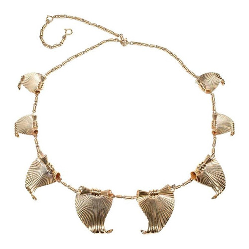 McTeigue 8 Bow Rose Gold Chain Pendant Necklace
