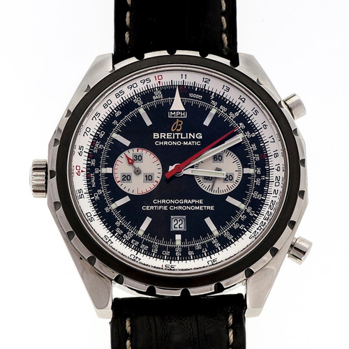 Breitling Chrono-Matic Automatic Certified Chronometer Special Edition