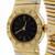 Estate Bvlgari Tubogas 18k Tri Color Watch
