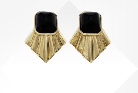 Clip Post Earrings