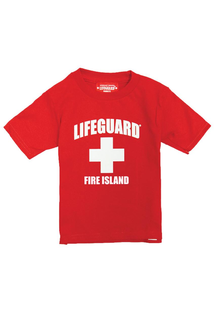 f30985e2d348 Traditional Kid s T-Shirt - Beach Lifeguard