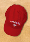Top Lifeguard Unisex Baseball Cap | Beach Lifeguard Apparel Online Store