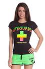 Juniors Neon Blend Tee | Beach Lifeguard Apparel Online Store
