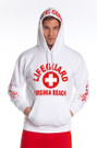 White Guys West Coast Hoodie | Beach Lifeguard Apparel Online Store