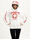 White Ladies Iconic Hoodie | Beach Lifeguard Apparel Online Store