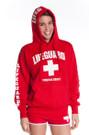 Full Ladies Iconic Hoodie | Beach Lifeguard Apparel Online Store