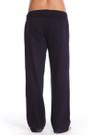 Back Black Fleece Sweatpants | Beach Lifeguard Apparel Online Store