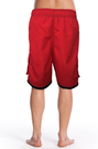 Back Men's Active Swim Shorts | Beach Lifeguard Apparel Online Store
