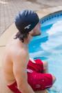 Unisex Silicone Swim Cap