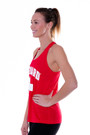 WOMEN'S LIFEGUARD WORKOUT RACERBACK TANK