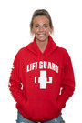 Unisex LIFEGUARD® Hoodie with Attached Retractable Face Covering
