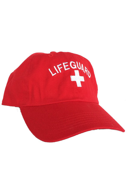 Lifeguard Unisex Baseball Cap | Beach Lifeguard Apparel Online Store