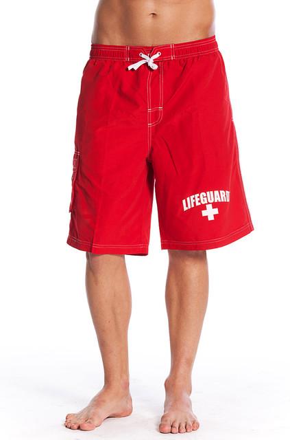 Mens Swim Board Shorts