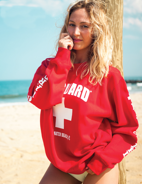 Lifeguard Crew Neck