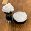 Tonka Bean & Saffron Artisan Small Batch Shave Soap for a Naturally Better Shave Experience