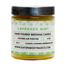 Lavender Mint Hand Poured Beeswax Candle - DAYSPA Body Basics