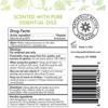 Lemon Thyme All Natural Hand Sanitizer | Kills 99% of Germs & Bacteria DAYSPA Body Basics
