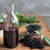 Wild Elderberry Refreshing Tonic - Safflower Apothecary