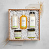 Lemongrass - The Gift of Luxury - Perfect House Warming Gift - Curated Gifts By DAYSPA Body Basicsdy Basics Gift Box Made in USA