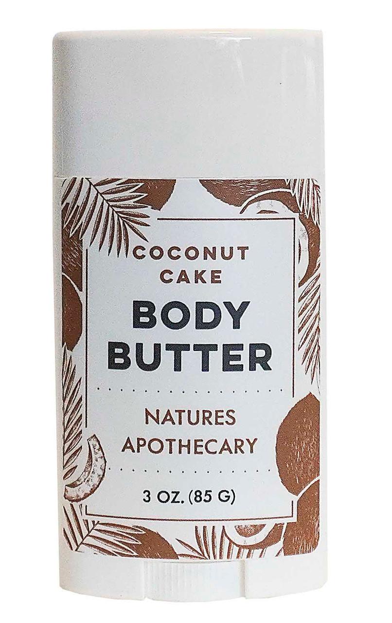 Coconut Cake Body Butter