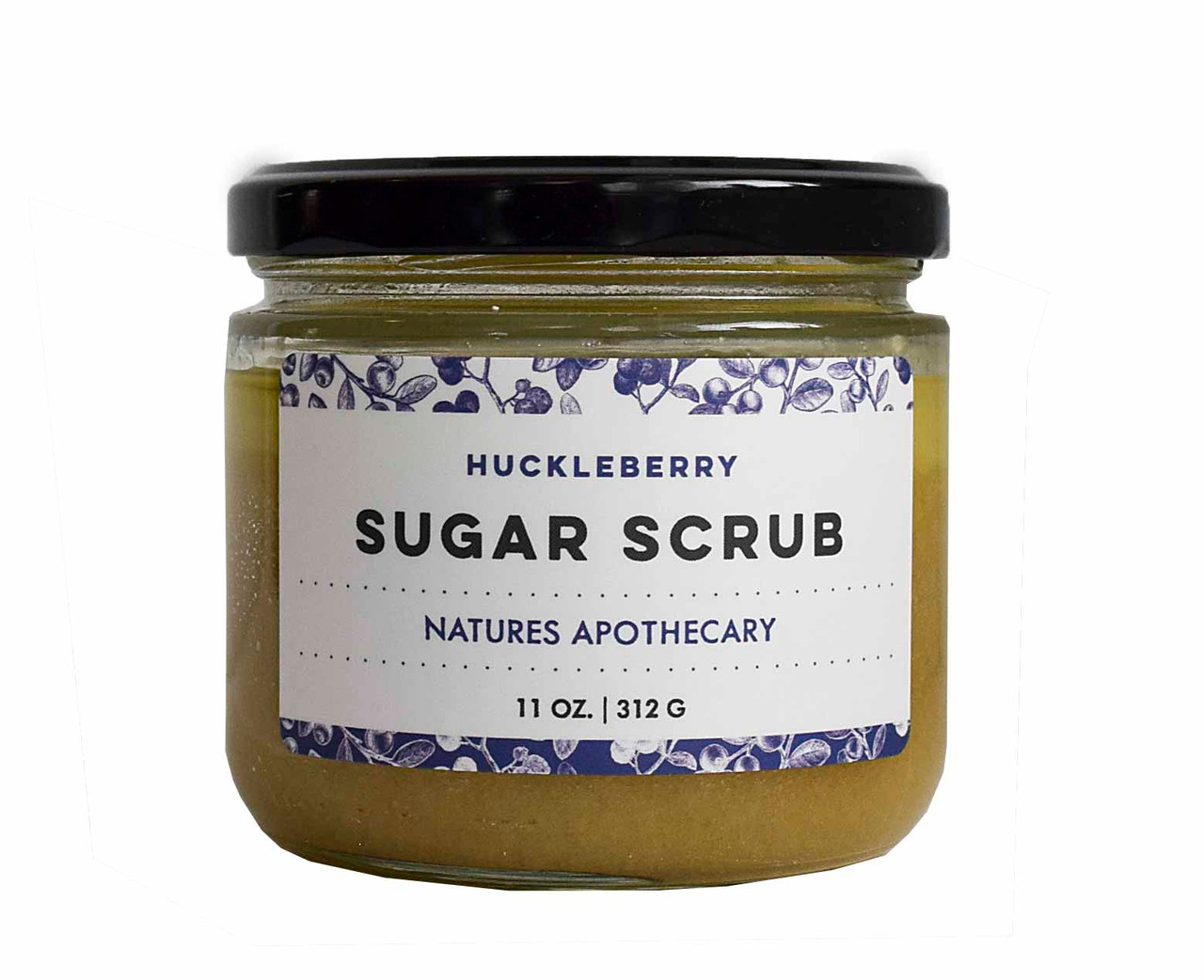 DAYSPA Body Basics Huckleberry Body Sugar Scrub = glowing, smooth, healthy skin