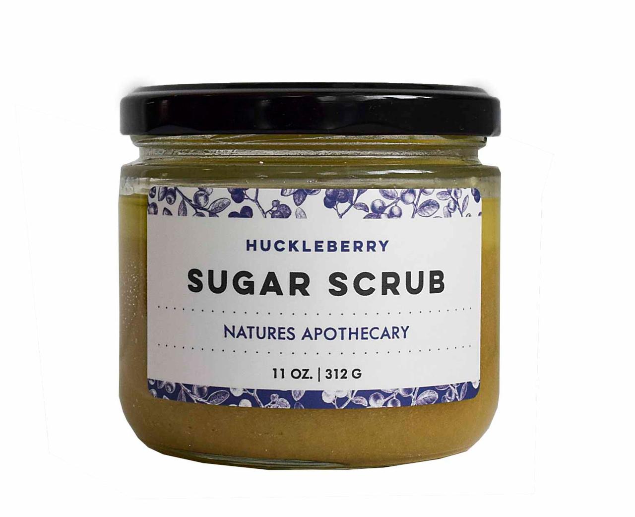 DAYSPA Body Basics Huckleberry Body Sugar Scrub = glowing, smooth, healthy skin