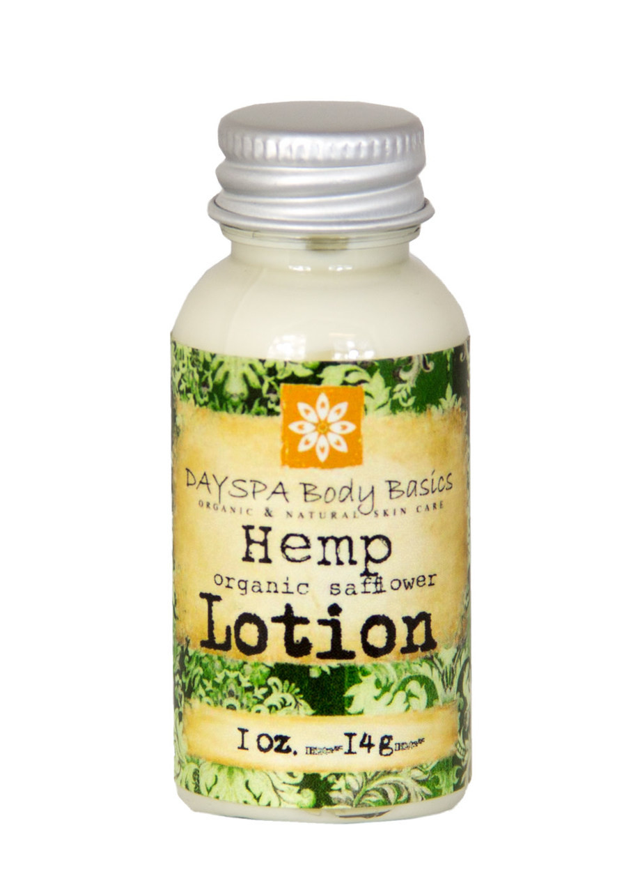 Hemp & Patchouli Luxury Lotion = Silky, Nourished, & Hydrated Skin | Travel & Purse Friendly