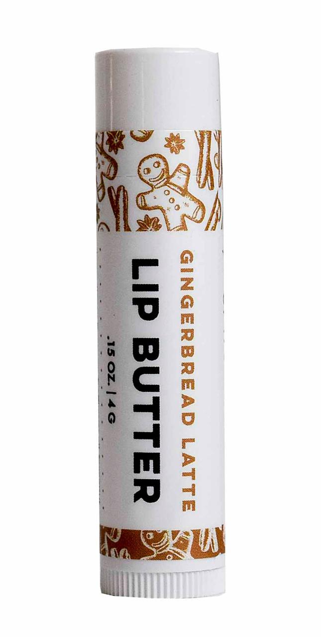 Gingerbread Latte Lip Balm – DAYSPA BODY BASICS