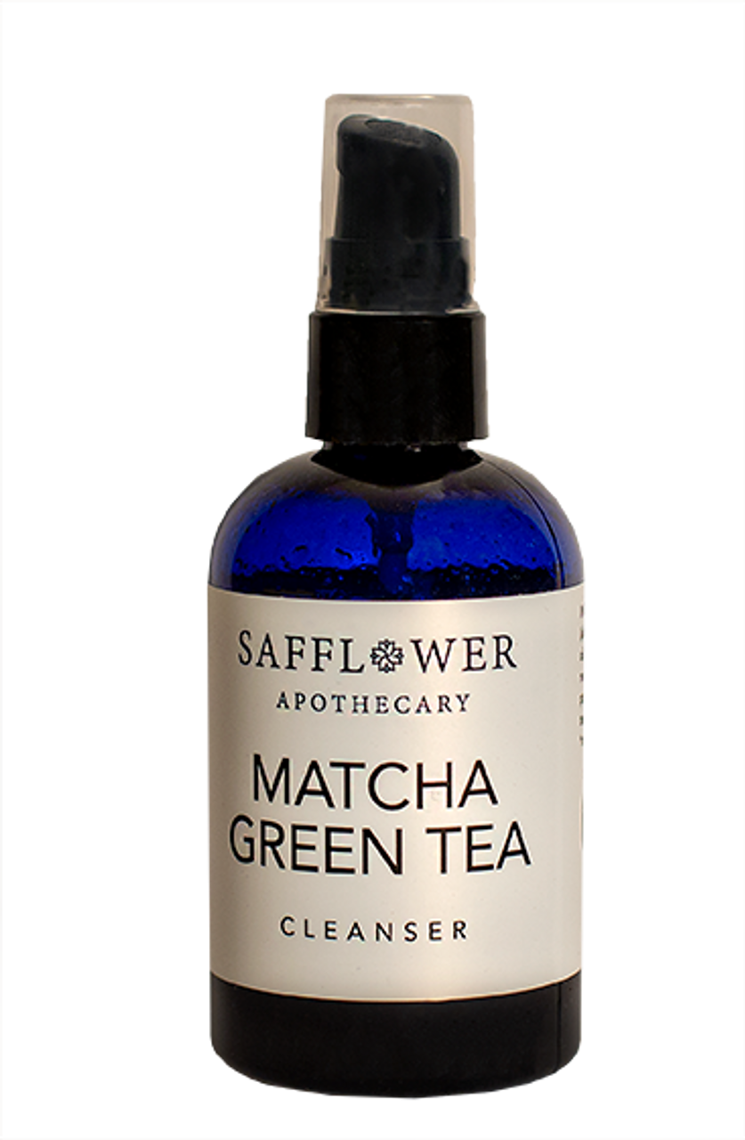 Matcha Green Tea Cleanser - Safflower Organics by DAYSPA Body Basics