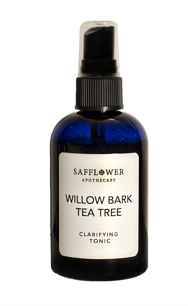 Willow Bark & Tea Tree Clarifying Tonic