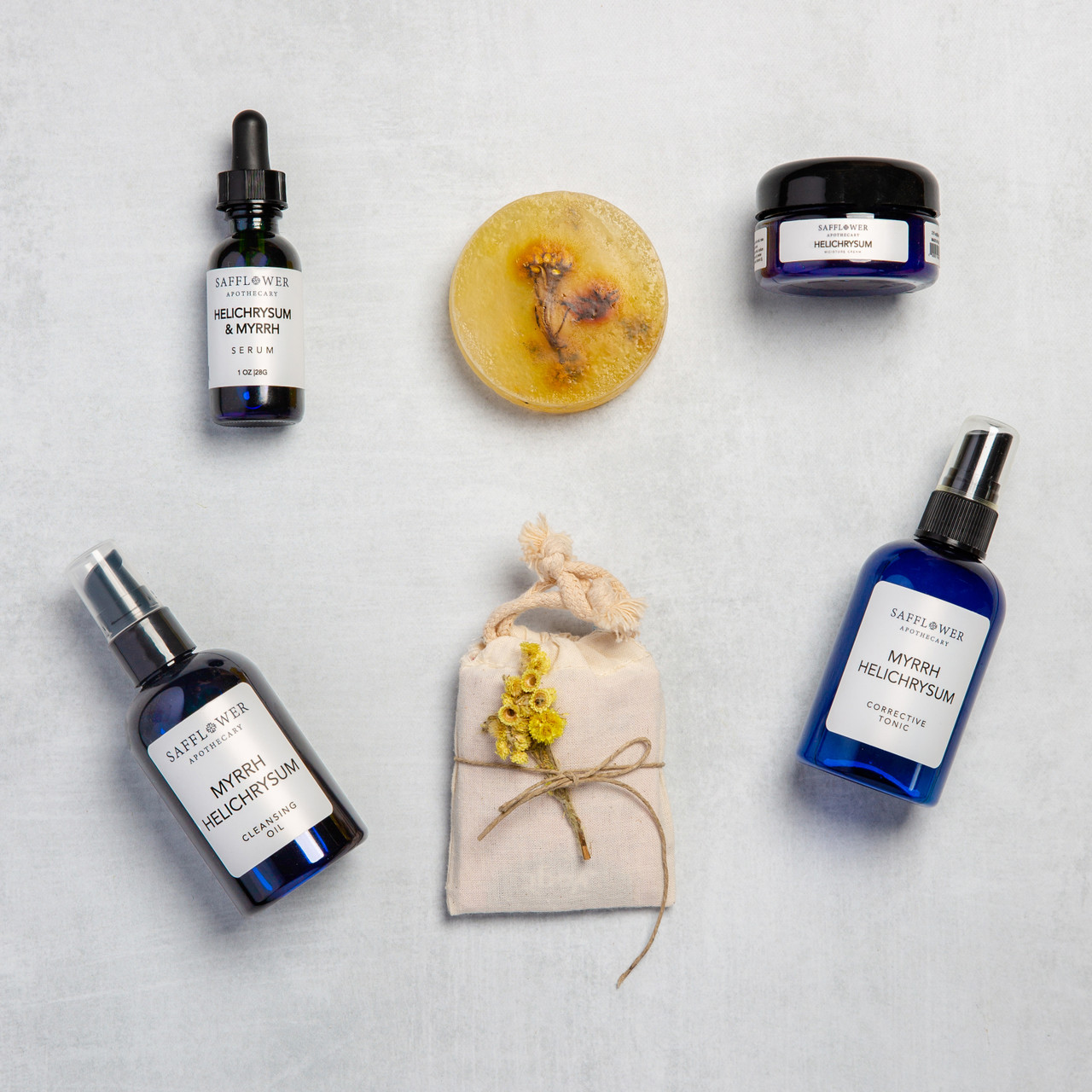 Helichrysum Glowing Skin Luxury Gift Box