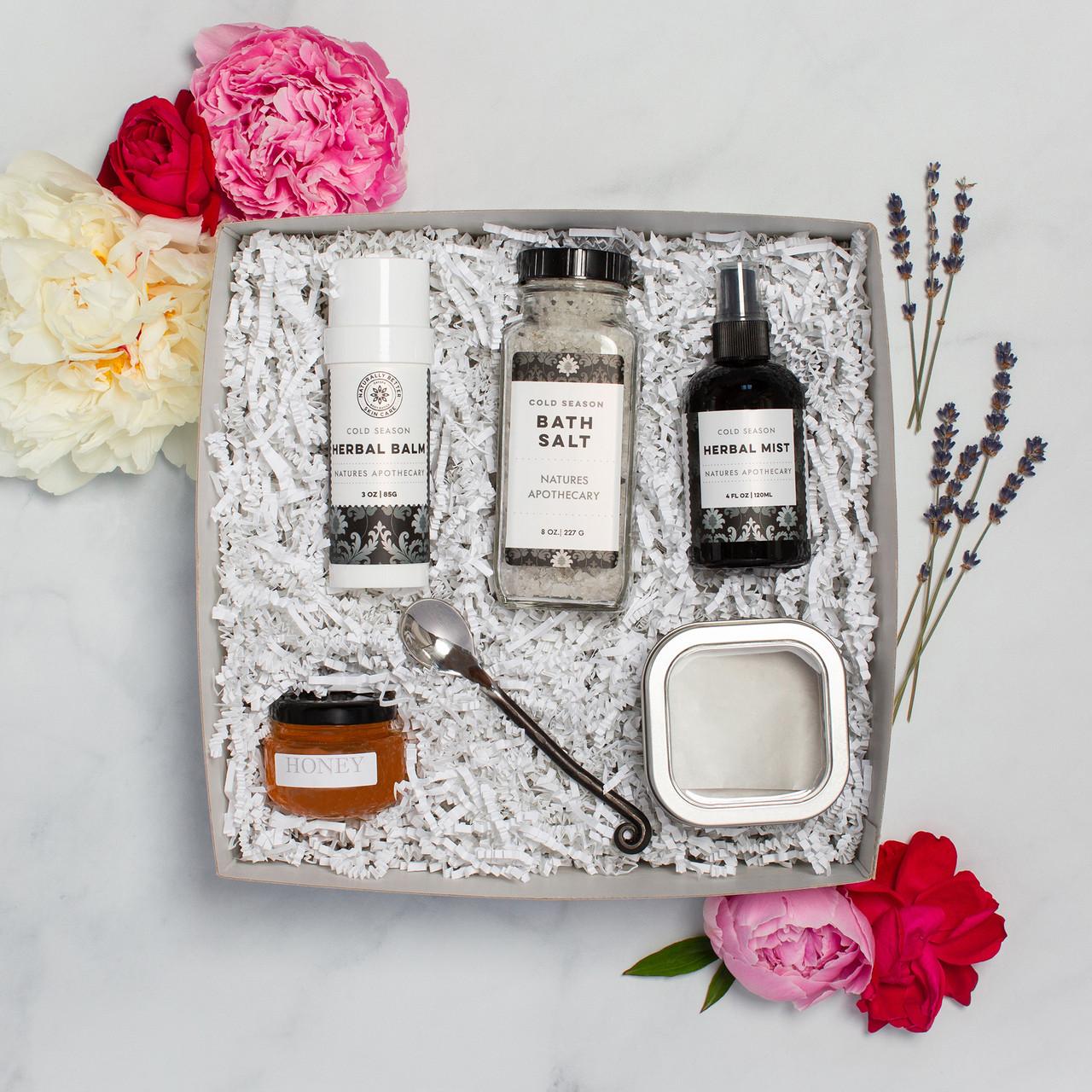 Get Well Soon Curative Gift Box - DAYSPA Body Basics
