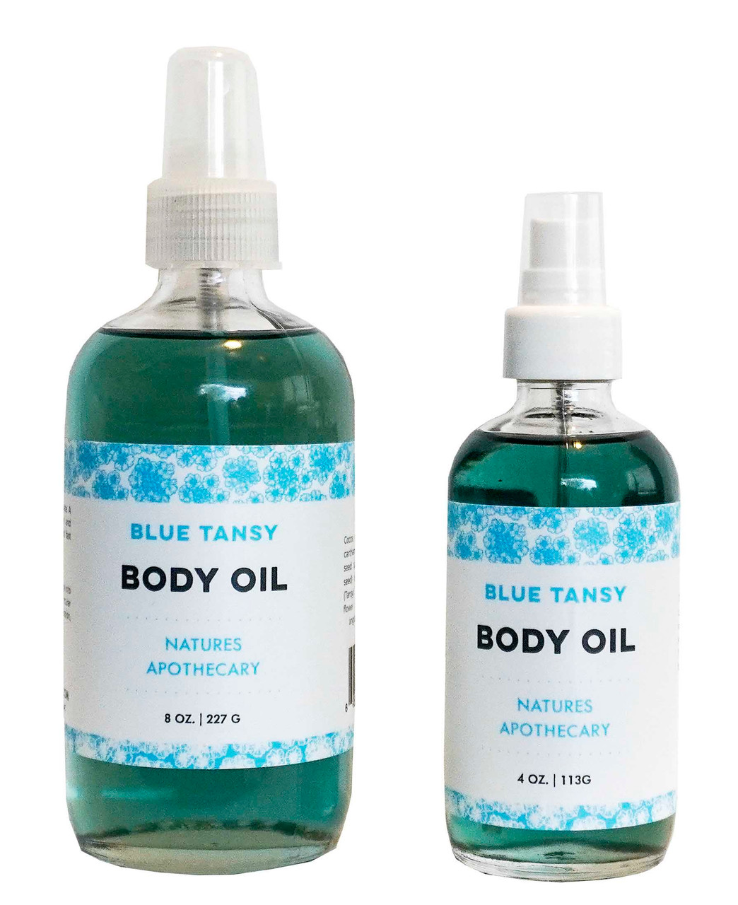 Blue Tansy Body Oil | Ultra-Moisturizing | Wildly Luxurious