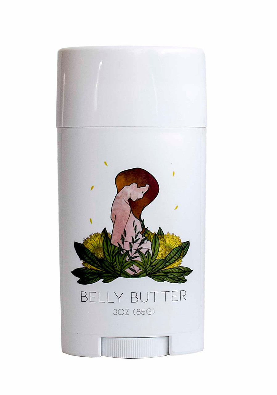 Mom to Be Belly Butter - Naturally Improve Skin's Elasticity  | DAYSPA Body Basics