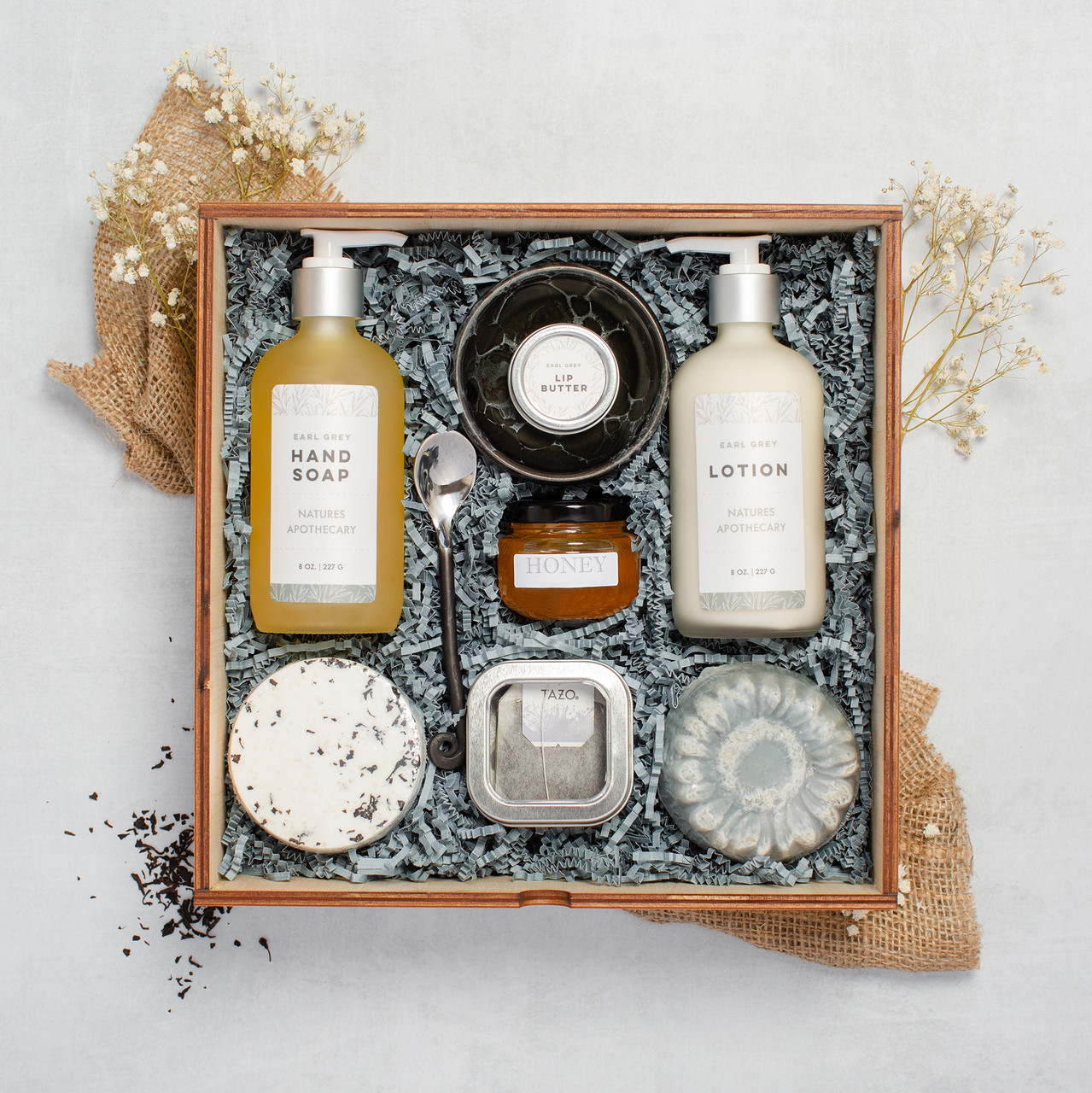 Earl Grey - The Gift of Luxury - Perfect House Warming Gift - Curated Gifts By DAYSPA Body Basics