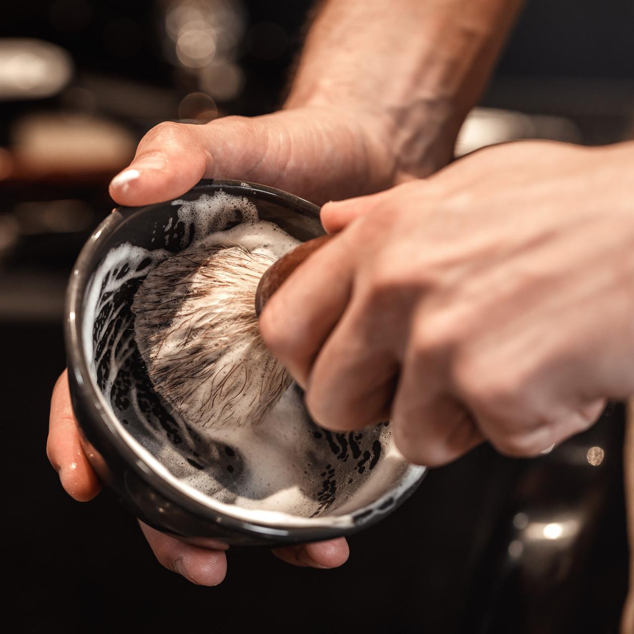 Rosemary Mint  Pump Shave Cream - MNSC