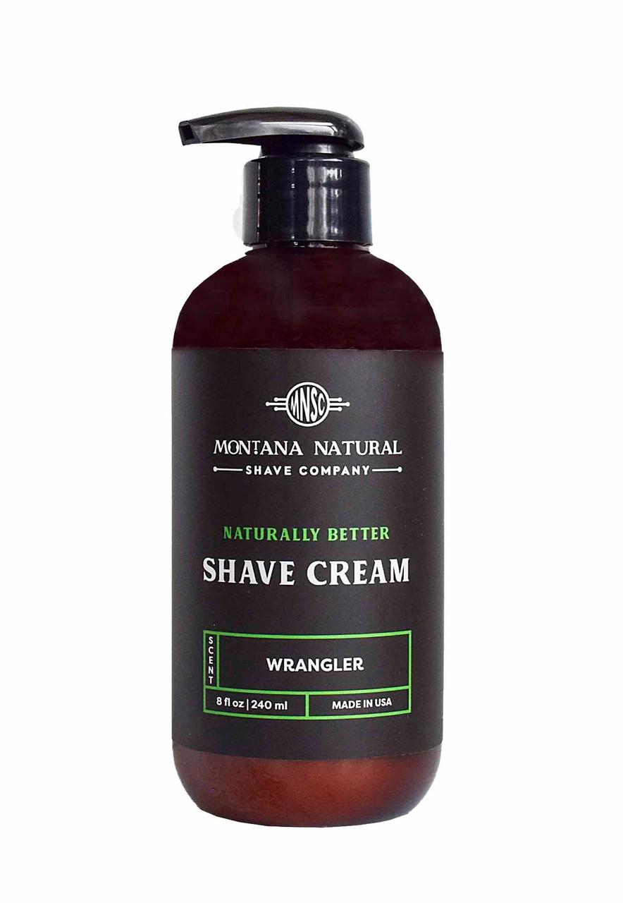 Wrangler Pump Shave Cream - MNSC