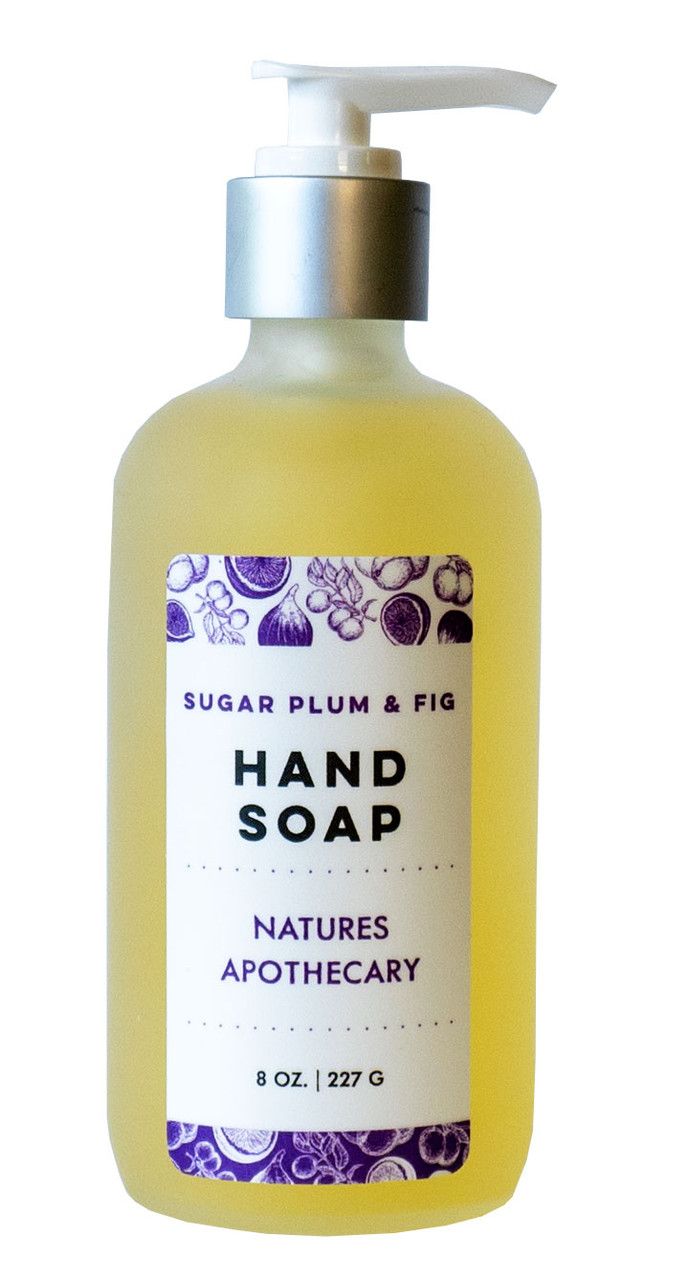 Sugar Plum & Fig Liquid Soap - DAYSPA Body Basics
