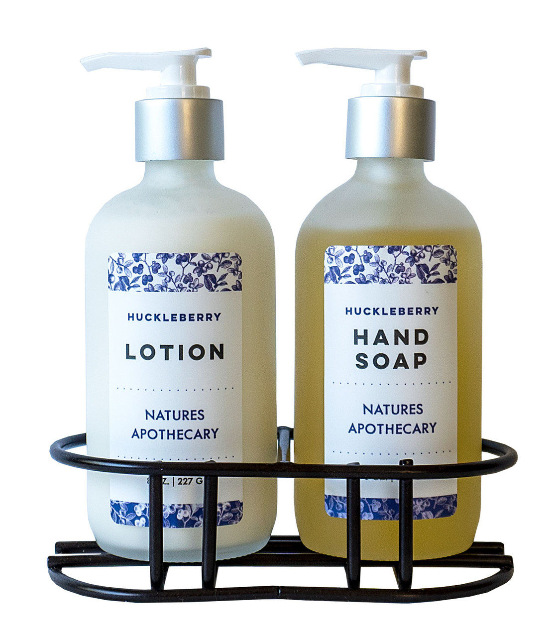 DAYSPA Body Basics Natures Apothecary Huckleberry Liquid Hand Soap