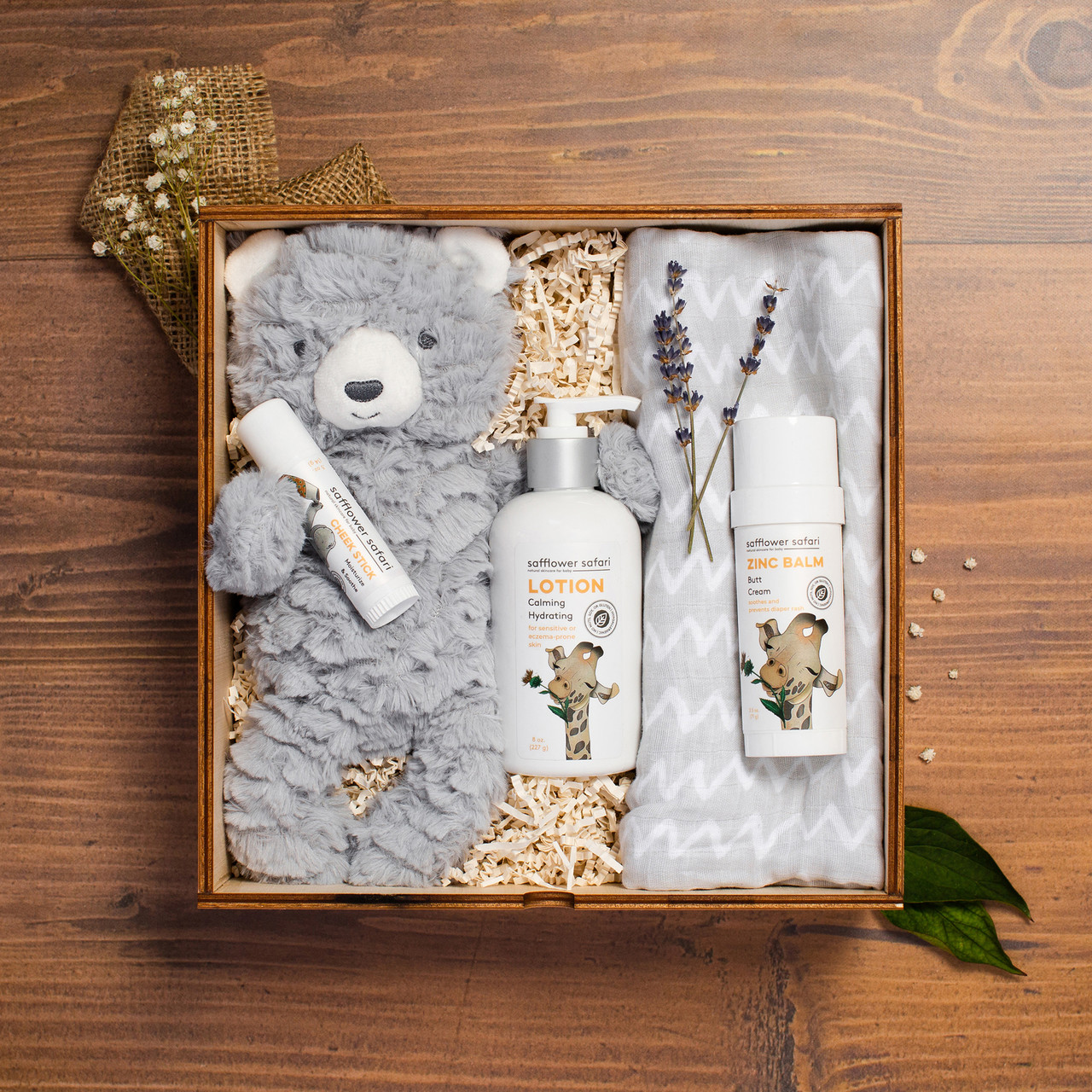 Gender Neutral Baby Gift Set