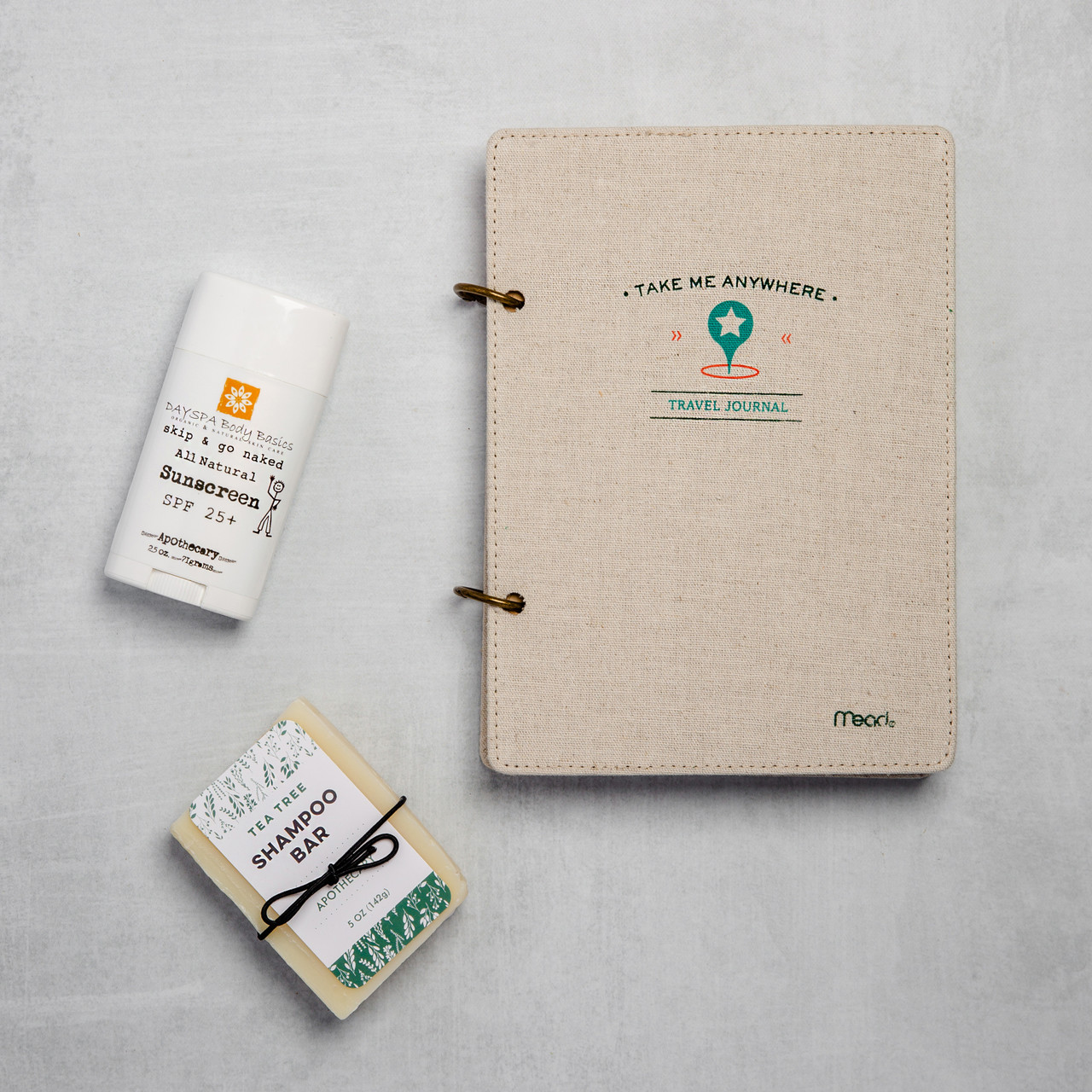 The Traveler - Take Me Anywhere Gift Set