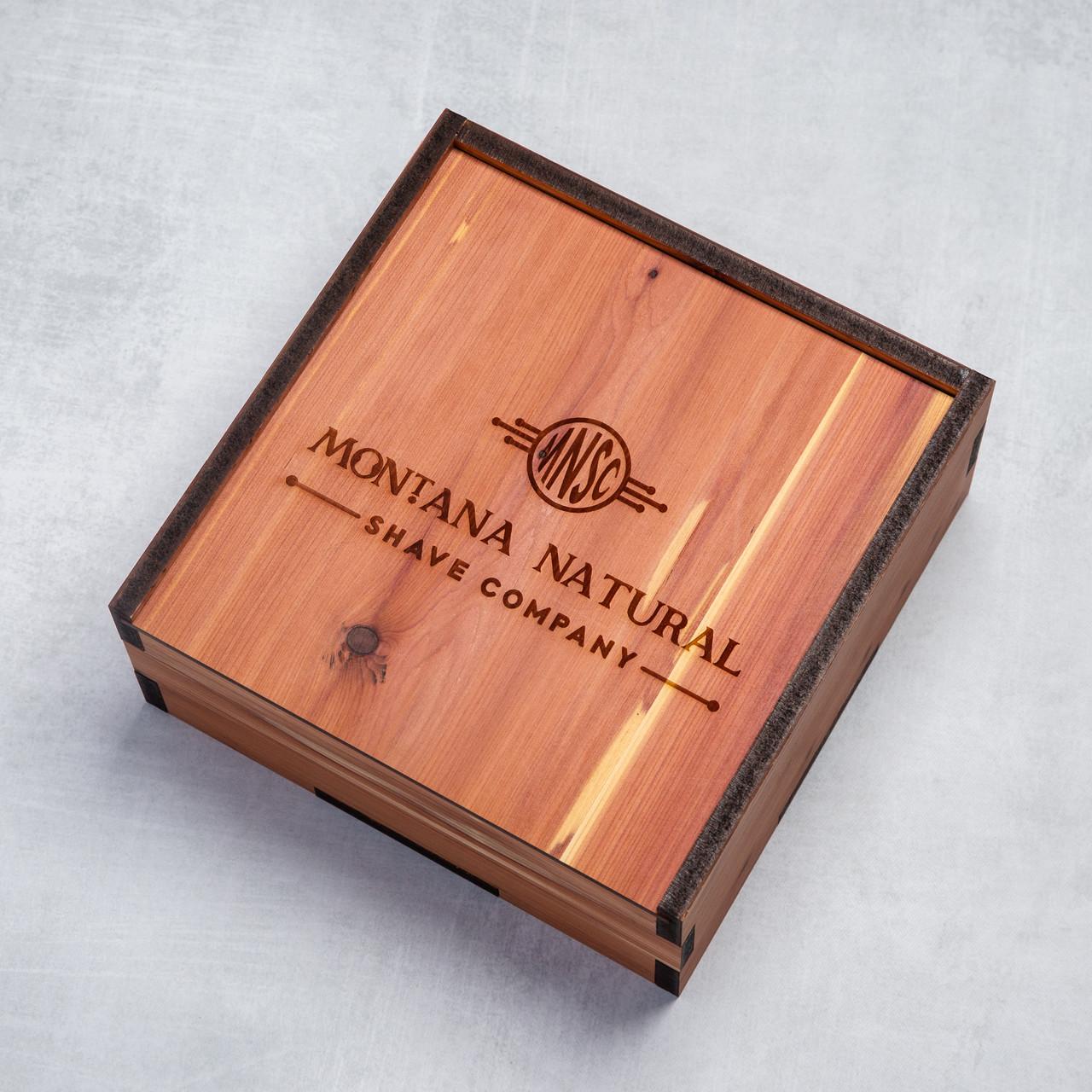 Gift Box - Artisan Shave Box