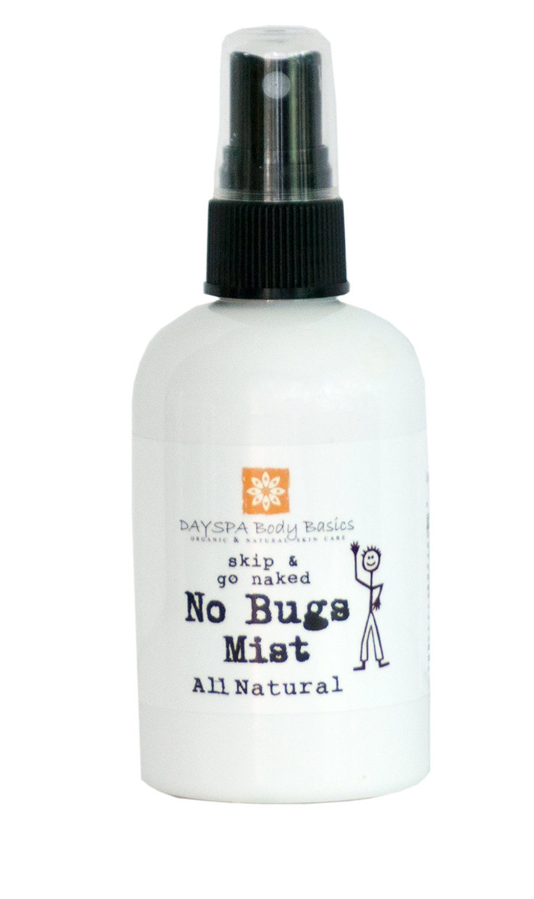 No Bugs Mist - All Natural Insect Repellent that is Safe for People & Pets